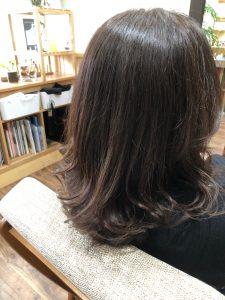 hueオーガニックカラー 〜白髪を染める編〜